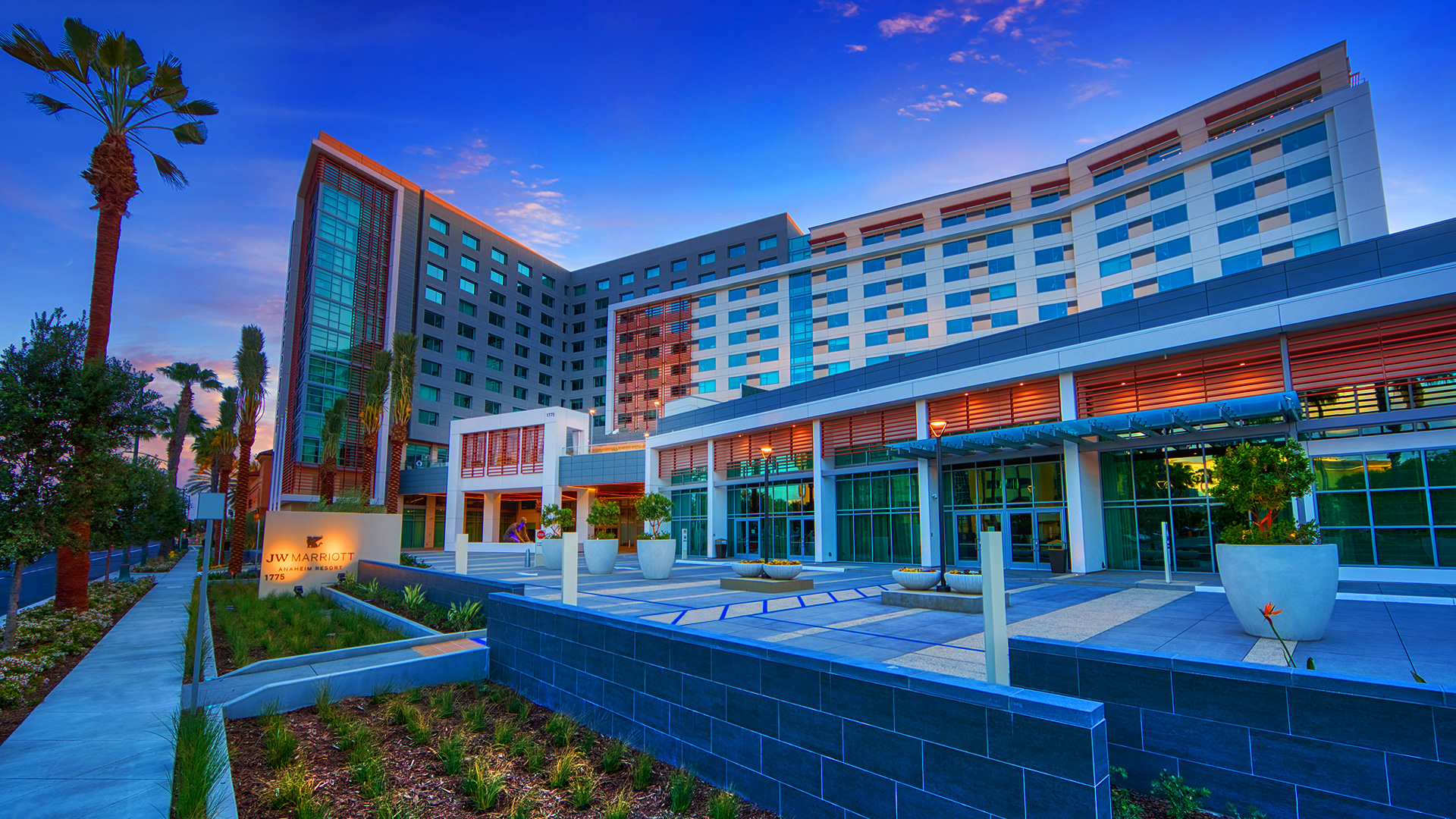 JW Marriott Anaheim Resort Coming Soon